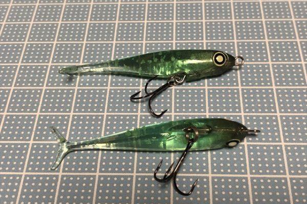 【JACKALL】スレたメバルも好反応!ジェリーサーディン54はプラグのようなソフトルアー!ある釣り人の備忘録